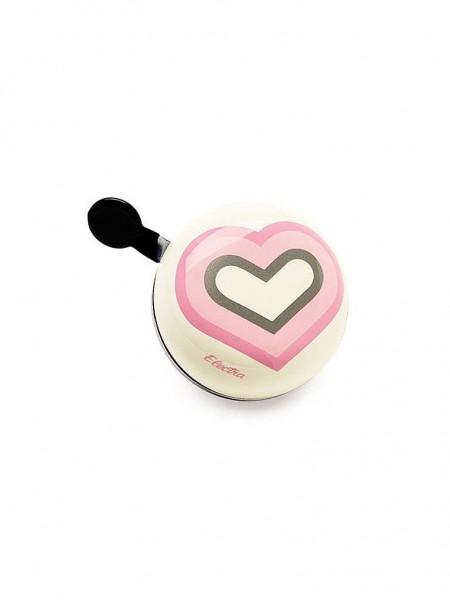 Electra Fahrradklingel Ding - Dong Hearts Cream