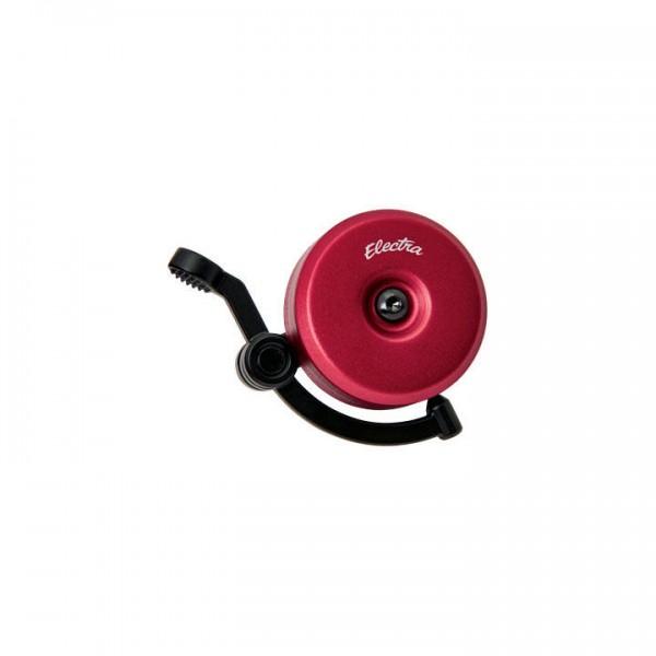 Electra Fahrradklingel / Glocke Linear Bell Anodized Red