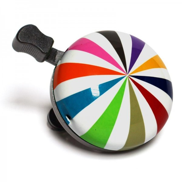 "Nutcase Bicycle Bell ""Candy Swirl"" Fahrradklingel"