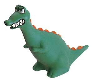 Figurenhupe Dinosaurier 3