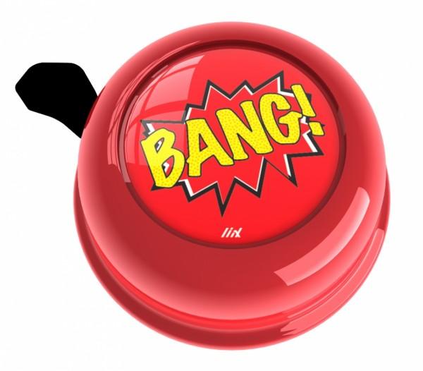 Liix Klingel Bang! Red