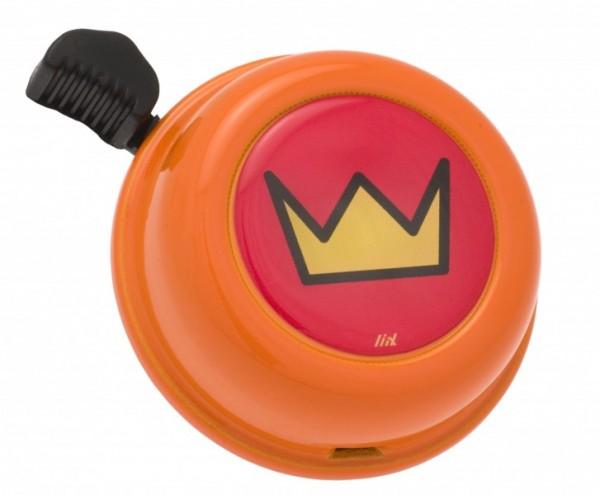 Liix Fahrradklingel Crown Orange