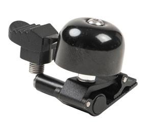 Mounty Glocke Roby, schwarz