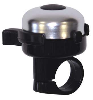 TAQ-33 Triller-Fahrradklingel / Glocke Alu