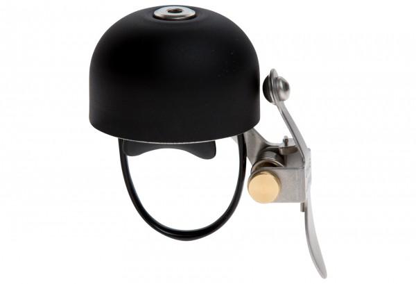 Crane Bell Co. E-NE Fahrradklingel Black