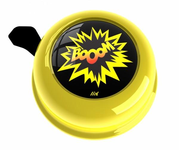Liix Klingel Booom Yellow