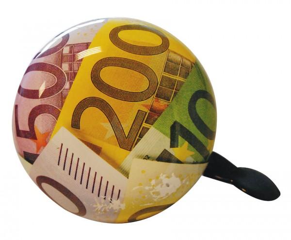 """Ding-Dong Fahrradklingel / Glocke """"Money"""""""