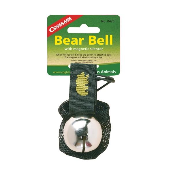 """Coglhans Bären Glocke / Klingel """"Bear Bell"""" silber"""