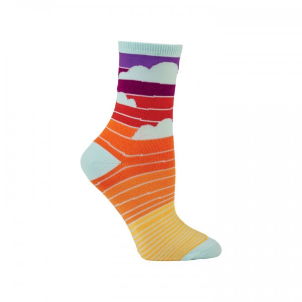 Electra Bicycle Women´s Baumwoll - Socken Sunrise unisiz
