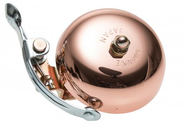 Crane Bell Co. Suzu Bell Fahrradklingel Copper