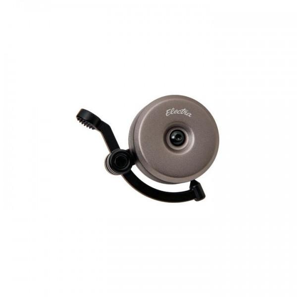 Electra Fahrradklingel / Glocke Linear Bell Anodized Grey