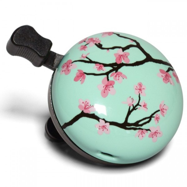 "Nutcase Bicycle Bell ""Cherry Blossoms"" Fahrradklingel"