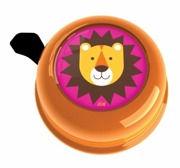 Liix Klingel Lion orange