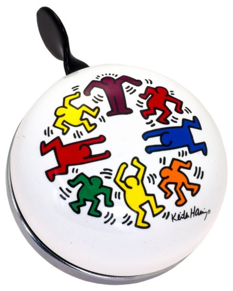 Liix Ding Dong Bell Keith Haring Circle of People