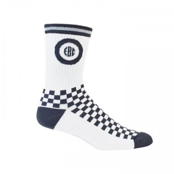 Electra Bicycle Herren Baumwoll - Socken MOD unisiz white