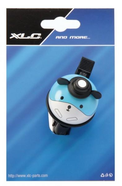Kinderklingel / Glocke Maus, blau