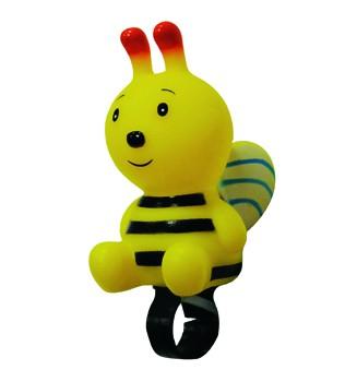 Figuren- Kinderhupe Biene, gelb/schwarz