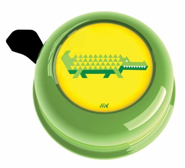 Liix Klingel Alligator grün