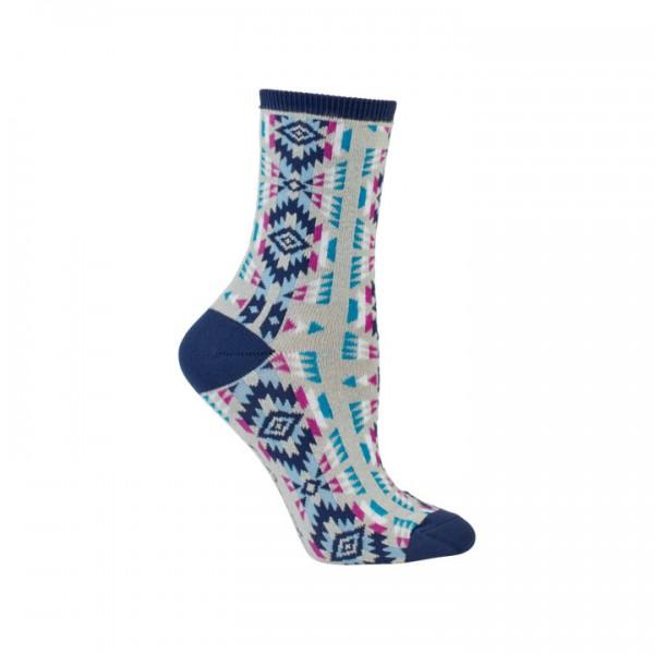 Electra Bicycle Women´s Baumwoll - Socken Navajo Winter unisiz