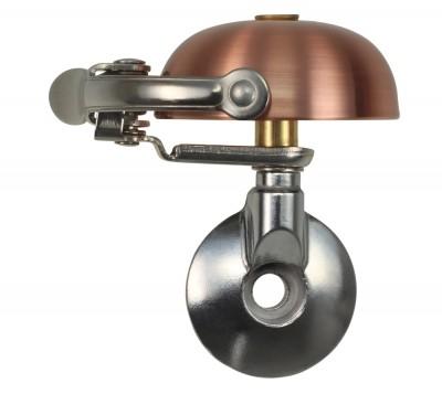 Crane Bell Co. Mini Suzu ahead mount brushed copper