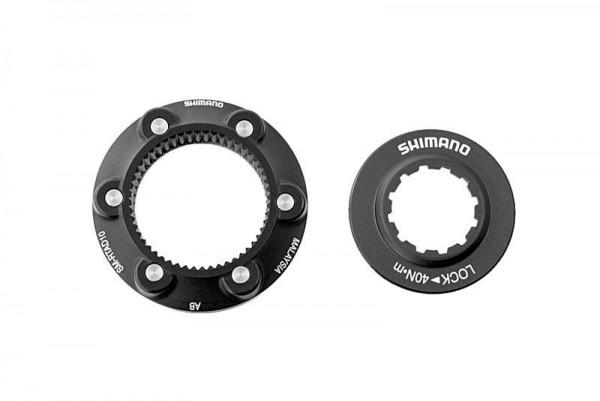Shimano Adapter SM-RTAD10 Centerlock auf 6-Loch Rotor