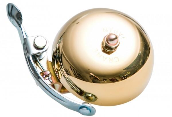 Crane Bell Co. Suzu Bell Fahrradklingel Gold