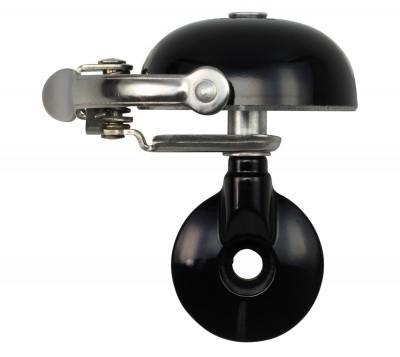 Crane Bell Mini Retro Suzu Fahrradklingel black