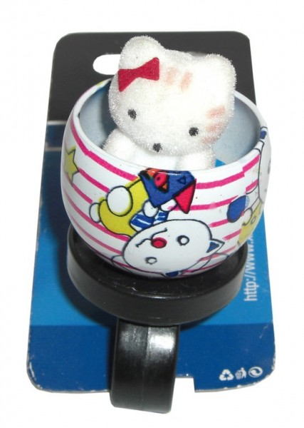 Kinderklingel / Glocke Katze