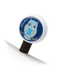 Electra Ventilkappen Night Owl Bubble Valve Caps