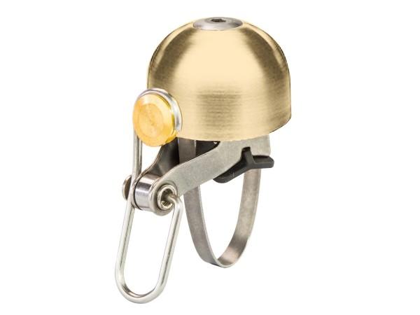 Retro Fahrradklingel Classic Bell - gold