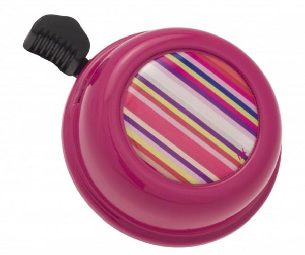 Liix Fahrradklingel Hot Stripes Purple