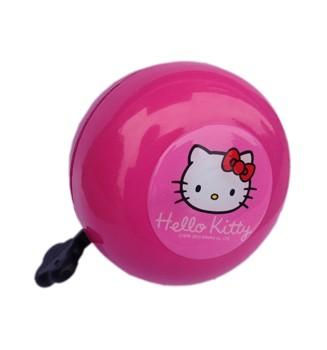 Hello Kitty Ding Dong Glocke / Fahrradklingel, pink