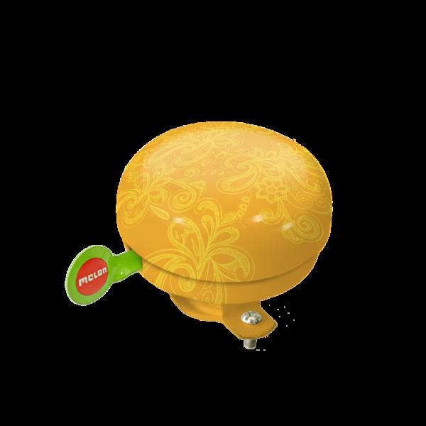 Melon Fahrradklingel Mellow Yellow