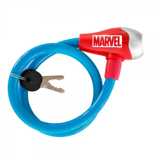 Disney/Marvel Kabel-Fahrradschloss, AVENGERS Style, 65cm