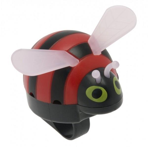 Liix Fahrradklingel Bine Red Bee
