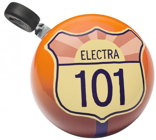 "Electra Fahrradglocke Small Ding Dong ""Highway 101"", Ø 60mm"
