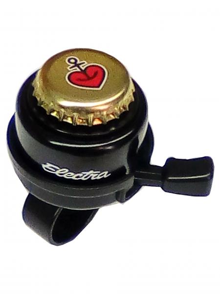 Electra Fahrradklingel Bottle Cap Bell Schwarz | Special Prize!
