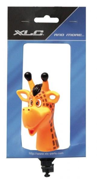 Fahrradlenkerhupe / Figurenhupe Giraffe