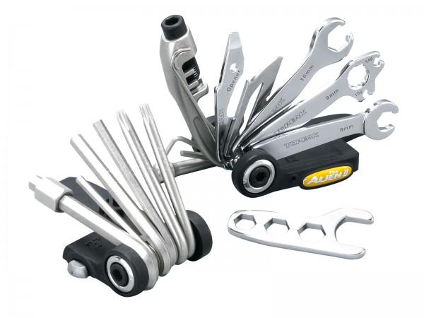 Topeak Alien 2 Fahrrad Multitool, 31 Funktionen, Reparatur Werkzeug