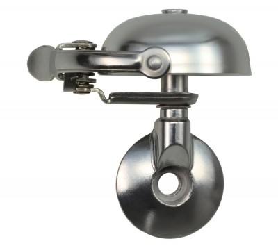 Crane Bell Co. ahead mount silver matte