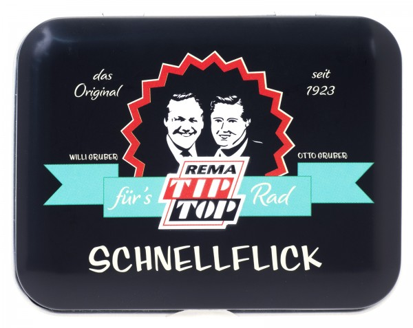 Rema Tip Top Schnellflick in Nostalgieschachtel