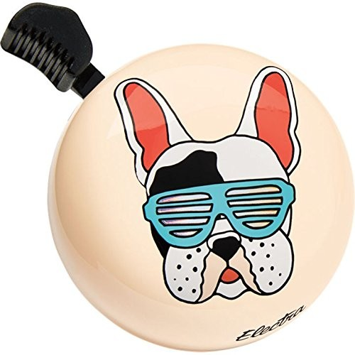 Electra Fahrradklingel Domed Ringer Bell Frenchie Dog