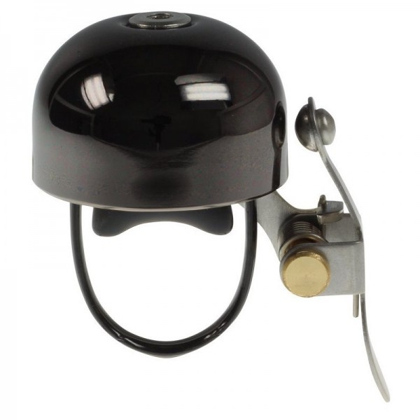 Crane Bell Co. E-NE Fahrradklingel Neo Black