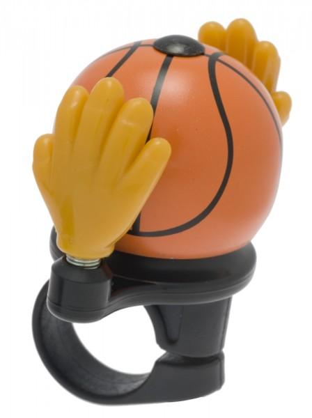 beBell Fahrradklingel Basketball