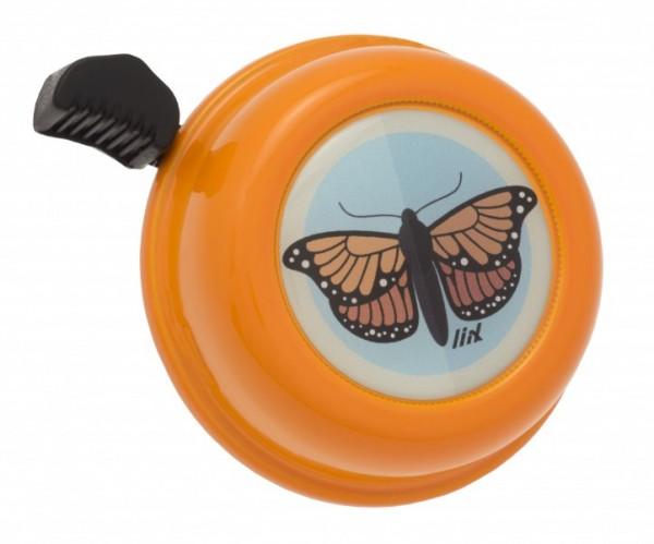 Liix Fahrradklingel Liix Monarch Orange