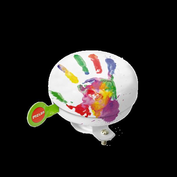 Melon Fahrradklingel Handprint