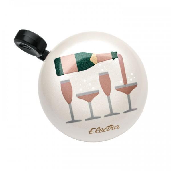Electra Fahrradklingel Domed Ringer Bell Champagne / Sekt