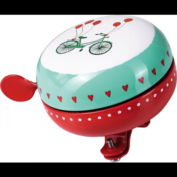 Spiegelburg Fahrradklingel I LOVE MY BIKE