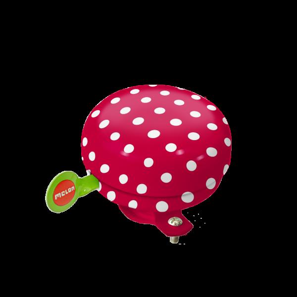 Melon Fahrradklingel Dotty White