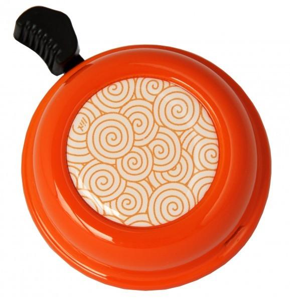 Liix Fahrradklingel Uzumaki Orange